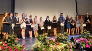 Auszeichnung der besten Abiturienten durch die Stadt Wolfenbüttel