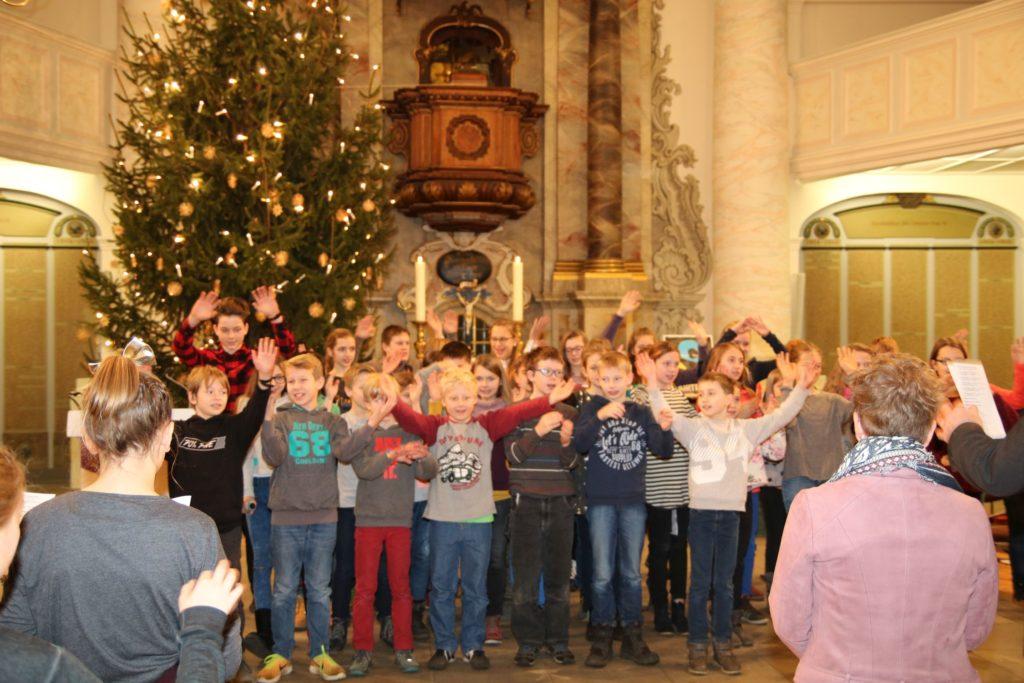 Weihnachten – fairändert - Gymnasium im Schloss Wolfenbüttel