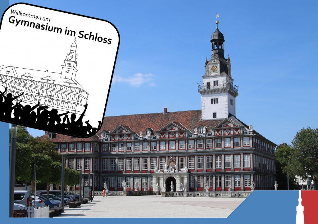 """""""Willkommen am Gymnasium im Schloss - das GiS stellt sich"""