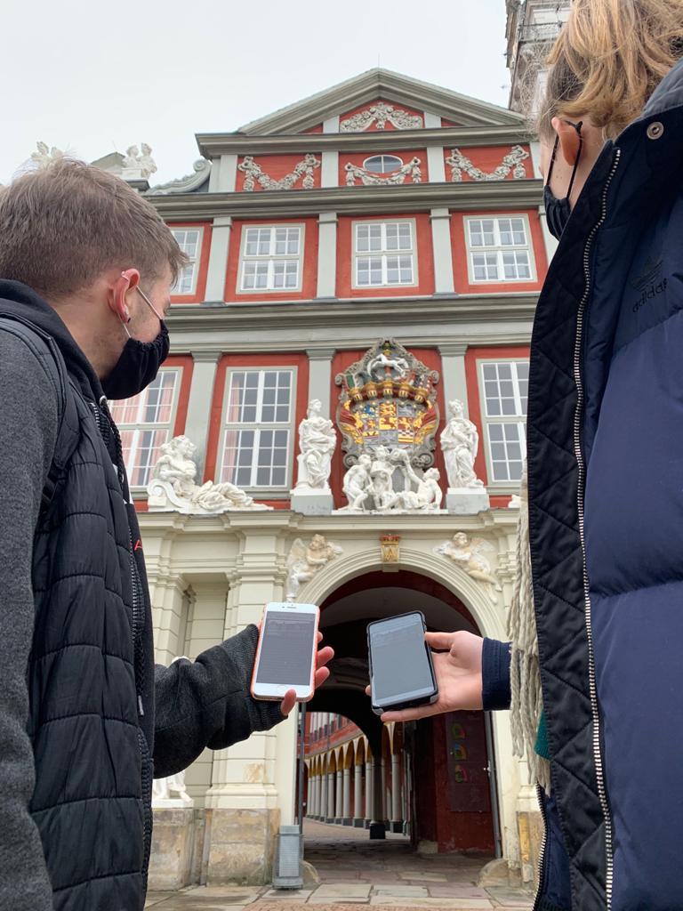 Station Schloss
